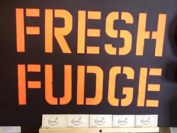 *~Growing Green~*: Monday Feature: Ugullit Fudge Factory