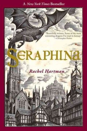 Linked is an article about YA books from this past year that adults would love, including Seraphina, about a half-girl half-dragon.