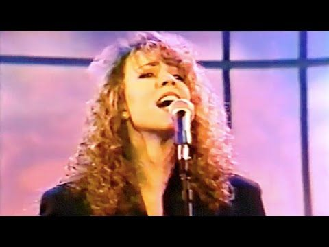 Mariah Carey live on Good Morning America 1990 ~ Vision of Love