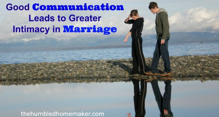 Good communication is key to intimacy in marriage! Here are some practical ways you can boost communication with your spouse to connect on a deeper level.