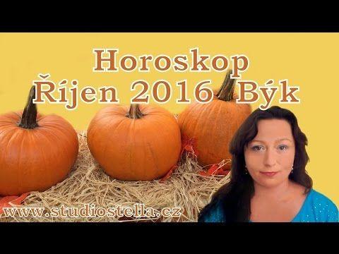 Horoskop Býk říjen 2016
