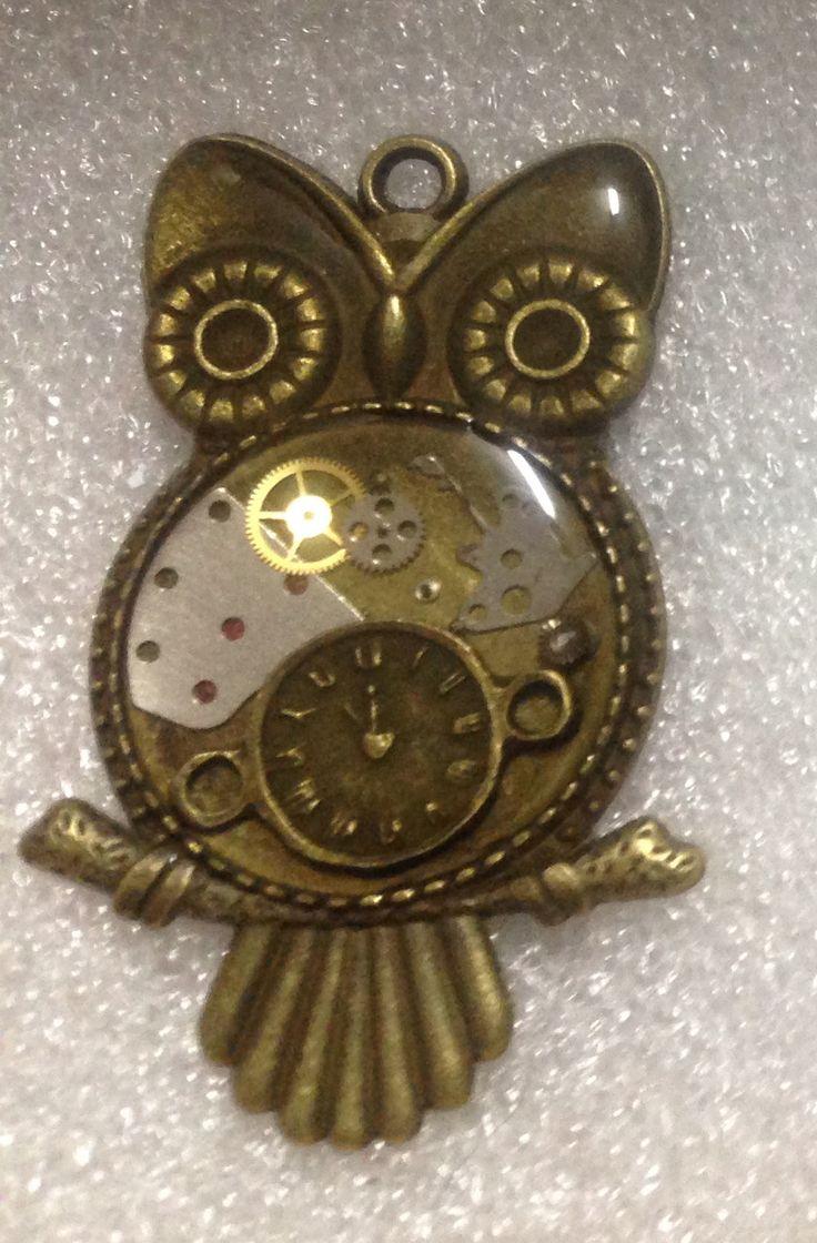 Cinzia's owl