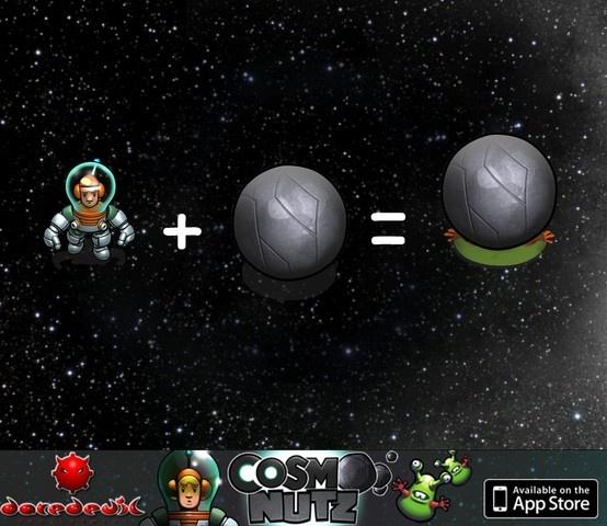 Cosmonutz Sum  Here's the link to the game: https://itunes.apple.com/gb/app/cosmonutz/id436018145?mt=8