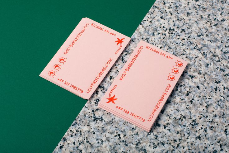 Letterpress card and stationary by Lilly Friedeberg https://mindsparklemag.com/design/letterpress-card-and-stationary/
