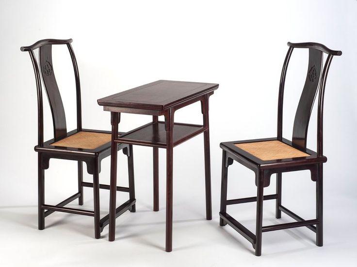 Chinese Zitan Furniture Set Fosterginger At Pinterest