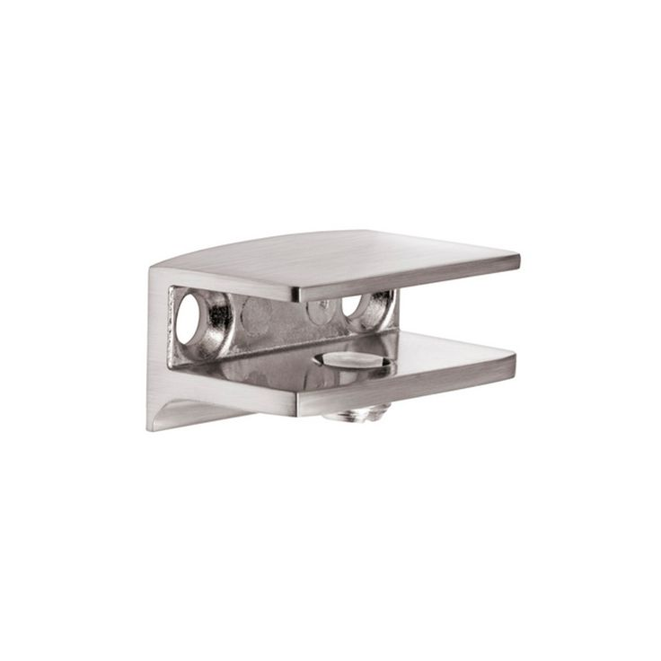 Dolle FLAC Adjustable Metal Shelf Bracket Stainless 2