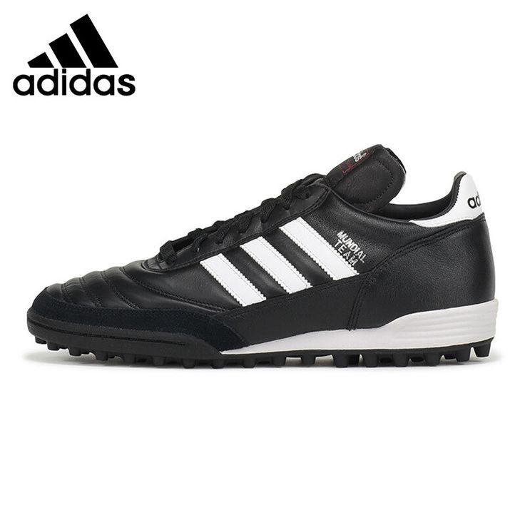 Original New Arrival 2017 Adidas MUNDIAL TEAM  TF Men's Football/Soccer Shoes Sneakers #adidasshoes #sneakers #footwear #sportsshoes #fitnessaccessories #amalhantashfitness #Footballshoes #Soccershoes
