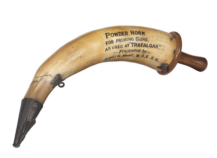 Powder horn dating