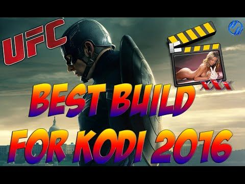 The Best Build For KODI 2016! | All The Best Addons for KODI Included! https://www.youtube.com/watch?v=5BNa68zQwBM&feature=youtu.be