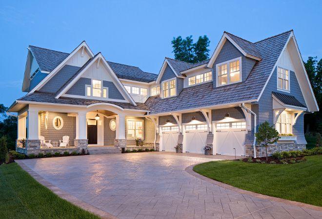 Classic Coastal Cottage-style Home
