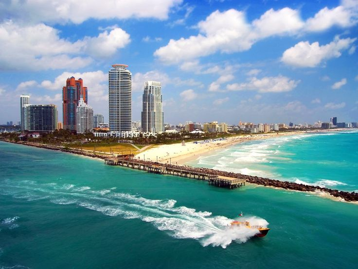 20. Located at the southeastern tip of Florida, Miami is bursting with energy. Whether you're heading to the cafes and shops on Calle Ocho, or attending popular festivals like the Ultra Music festival, you're in for an unforgettable time.
