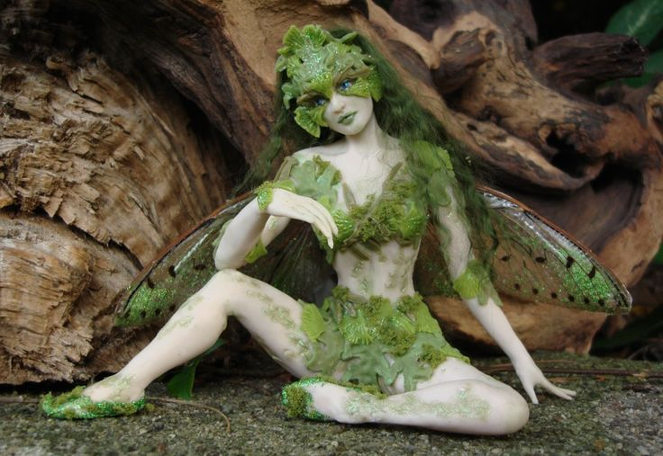 Green Woman 2008 by elvenelysium-- she has a beautiful story, worth checking out. :)
