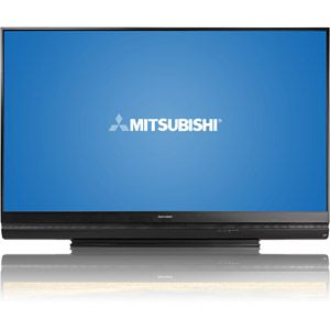 "Mitsubishi 73"" Class 3D DLP 1080p HDTV with StreamTV Internet Media, WD-73742"