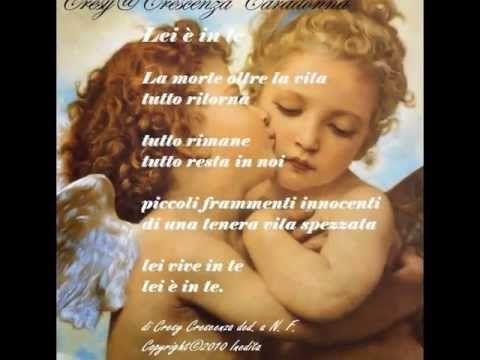 """ I miei angeli volano """