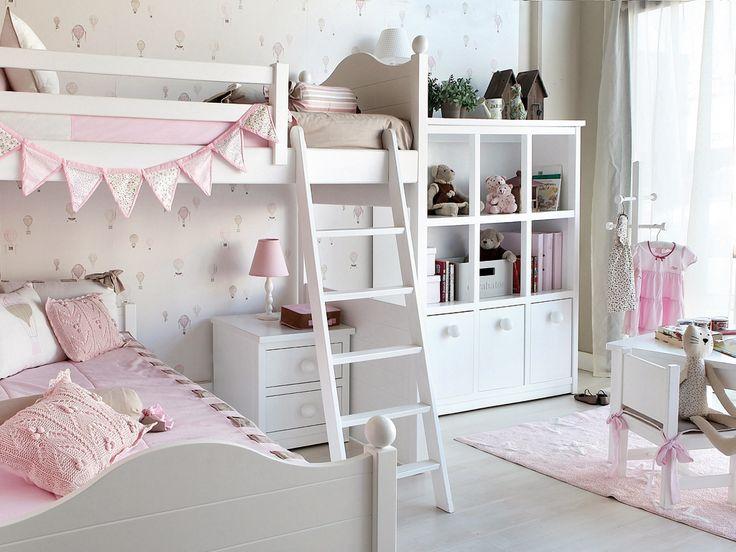 Dormitorio para una princesa..