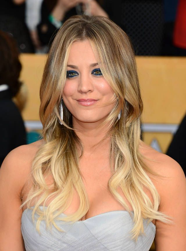 Kaley cuoco is famous for her role as penny on the big bang theory (2007-present) and for kaley cuoco hair secrets. Description from aphairs.com. I searched for this on bing.com/images