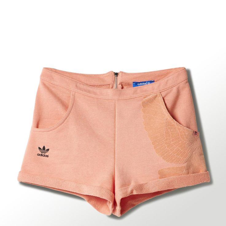 adidas High-Waist Shorts | adidas Regional