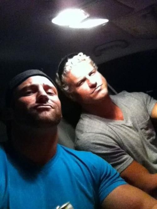 My Bros Zack Ryder and Dolph Ziggler <3