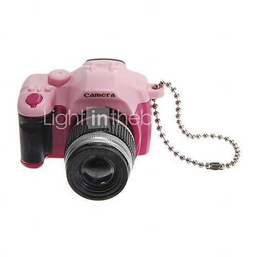 Mini Digital Camera Pattern Keychain Toys - USD $1.99