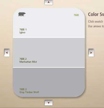 2861 best images about color palettes for the home i on - Best one coat coverage interior paint ...