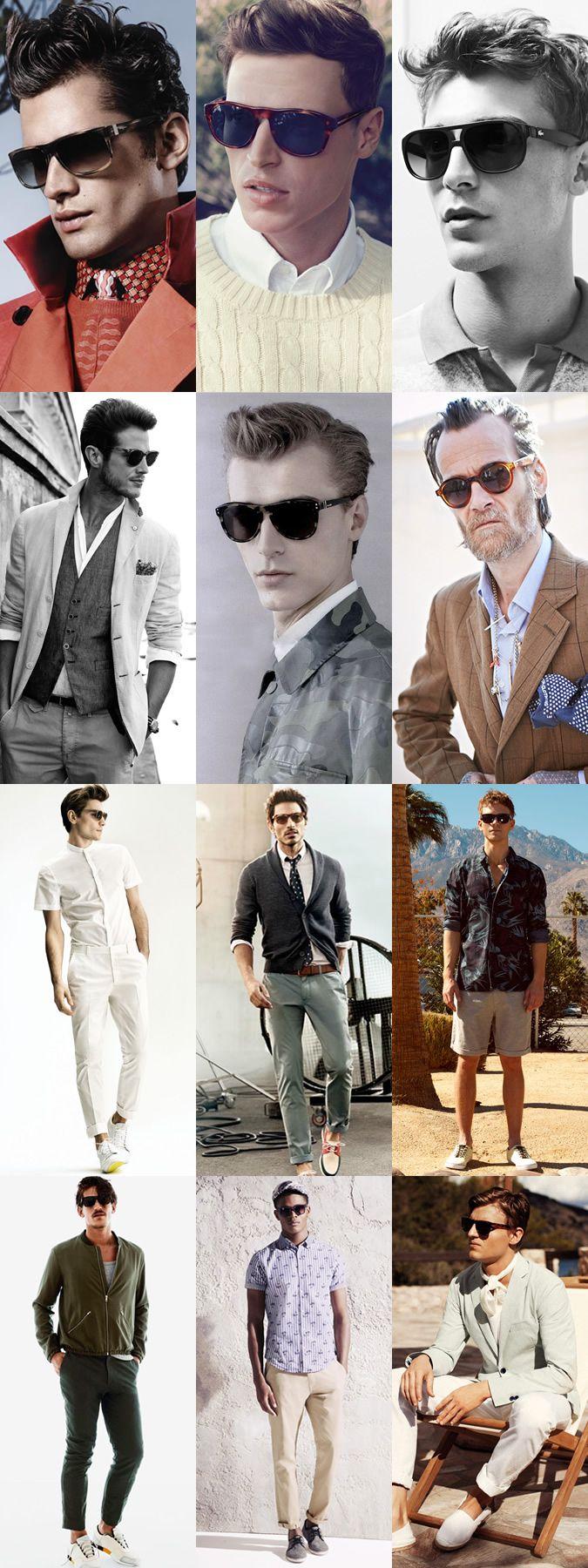 Sunglasses Lookbook Inspiration