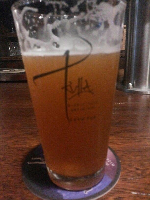 Lupina Apa #beer #brewpub #craftbeer #sardinia