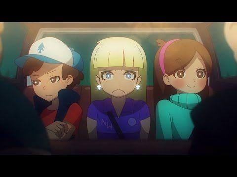 gravity falls anime tumblr - Buscar con Google