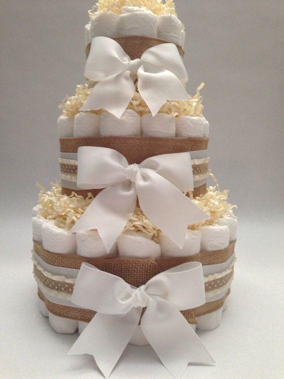 Gender Neutral Baby Shower Cakes