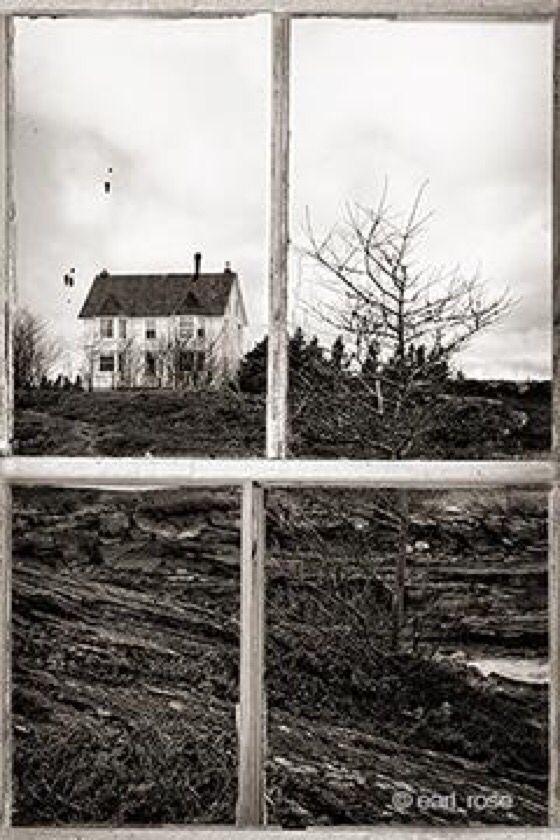 """Gus's View"" Burnside BB, NL By Earl Rose"
