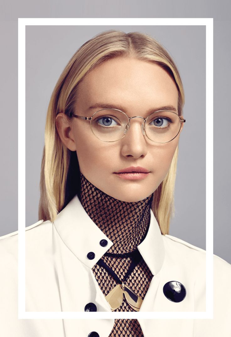 GEMMA WARD FOR ELLERY X SPECSAVERS