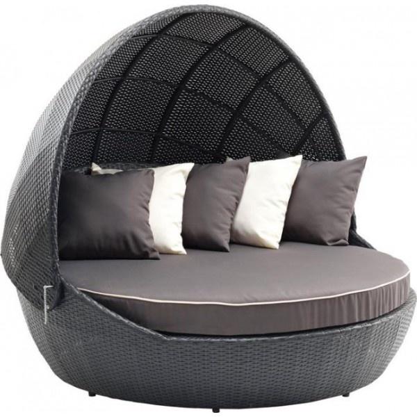 Luksus Lounge sofa sæt - polyrattan havemøbler i 8 dele - 4 stk ...