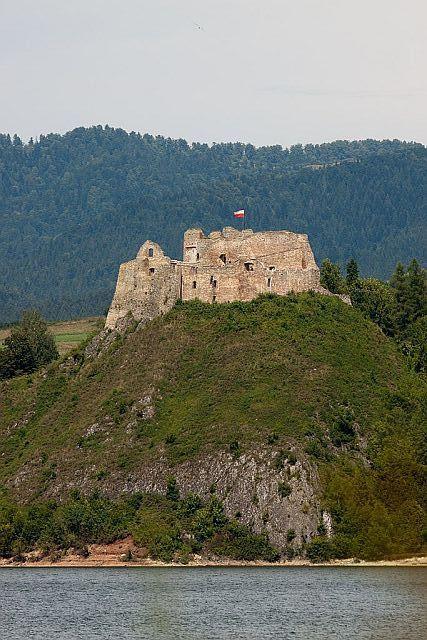 Zamek_w_Czorsztynie
