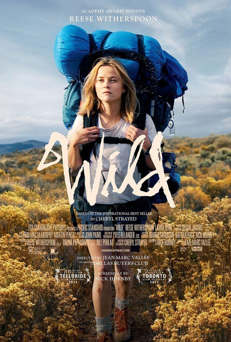 Wild est un film de Jean-Marc Vallée avec Reese Witherspoon, Gaby Hoffmann. Synopsis : Après plusieurs années d'errance, d'addiction et l'échec de son couple, Cheryl Strayed prend une décision radicale : elle tourne le dos à son passé et
