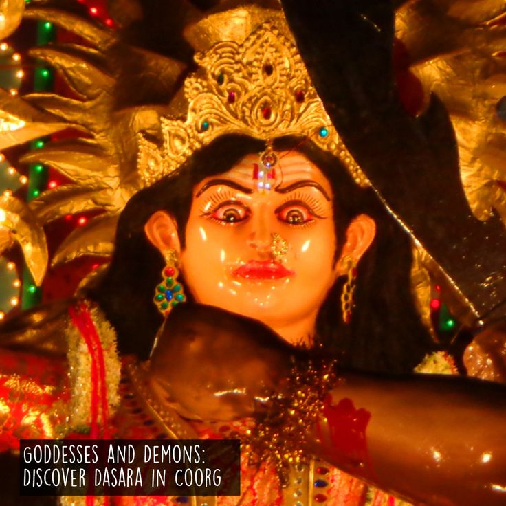 #Festivaltime #Madikeri #Celebrations From goddesses and demons, Dasara celebrations in Madikeri are mythical and memorable!  http://amanvanaspa.com/coorg-resorts/rediscover-dasara-in-madikeri/