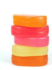 homemade glycerin soap