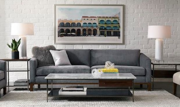 Mitchell Gold + Bob Williams - An internationally renowned home furnishings company, offering eco-friendly, American-made furniture, lighting, rugs, and accessories #MidCenturyModern #Transitional #Modern #Classic #HomeFurnishings