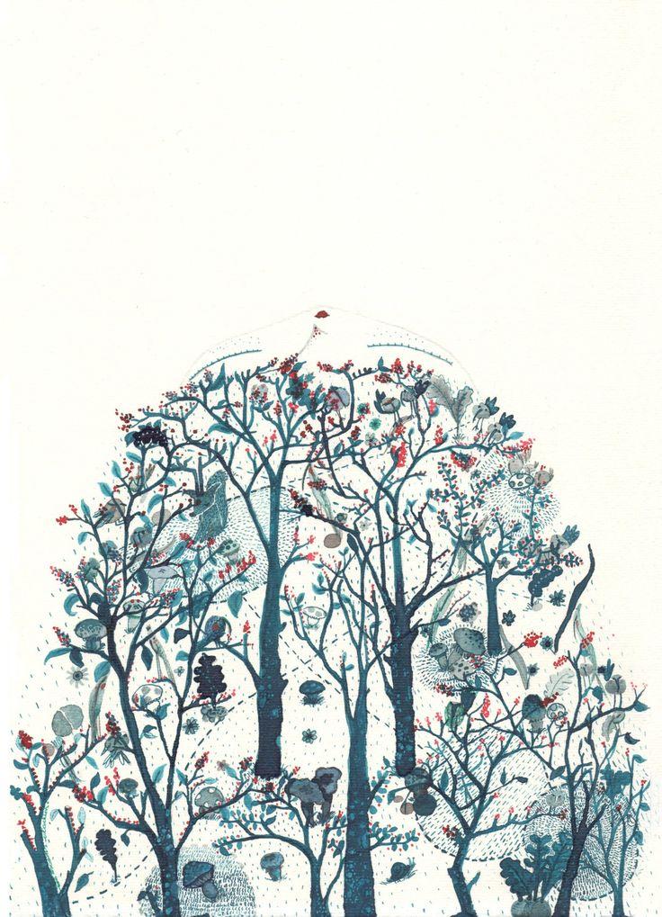 Alice. Children's books Illustrations. illustration by eva escoms estarlich
