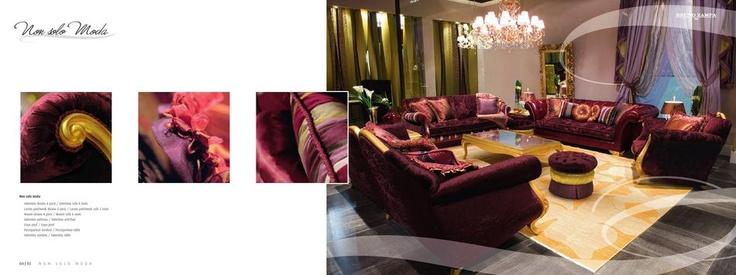 Luxusní rustikální nábytek od Bruno Zampa http://www.saloncardinal.com/bruno-zampa-42a