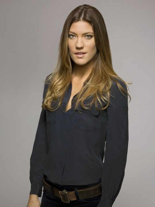 Jennifer Carpenter pretty much always nailed it as Debra Morgan. Love her.