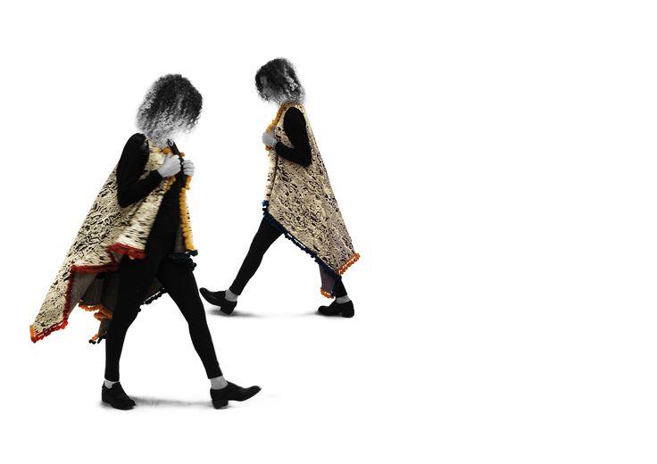 #jungle #long #loose #vest #one-of-a-kind #knitwear #cleogkatzeliinspirations #gkatzeli.com
