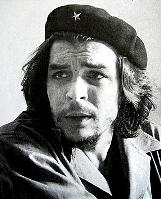 Герой сердец Эрнесто Че Гевара • НОВОСТИ В ФОТОГРАФИЯХ