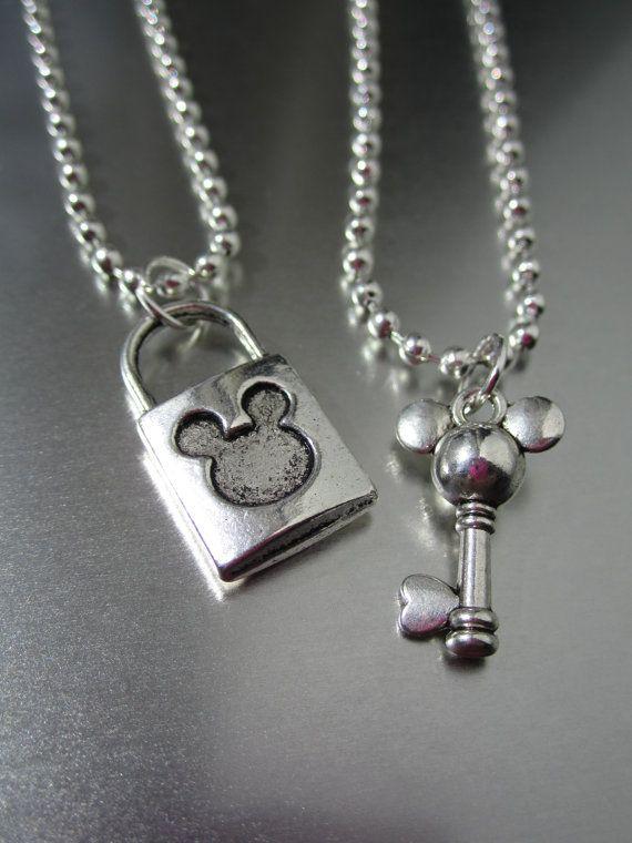 Mickey lock and key! MicKEY:)