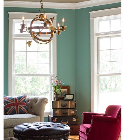 424 Best Images About Paint Colors On Pinterest: 85 Best Images About Paint: Light To Medium Green On
