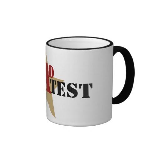 World's Greatest Dad mug #fathersday, #dad, #Worldsgreatestdad, #mug, #star #black #red  See more #gifts here http://www.zazzle.com/zazzleproducts1?rf=238228936251904937=zBookmarklet