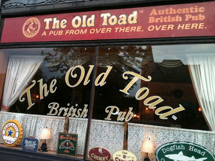 the old toad rochester ny my favorite little pub