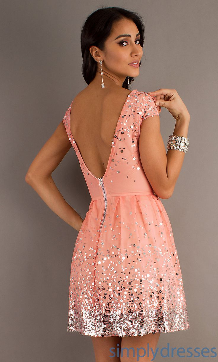 43 best Cocktail & Homecoming Dresses images on Pinterest | Party ...