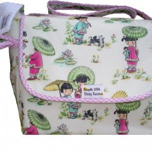 Changing Tote Bag and Mat – China Dolls Design