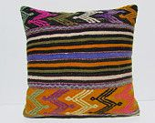 24x24 kilim pillow 24x24 large pillow case euro sham euro pillow case large couch pillow large rug large throw pillow euro pillow sham 29988