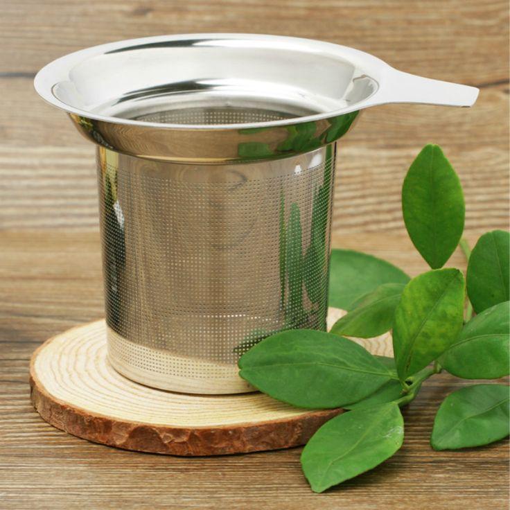 11*9*7.8cm Stainless Steel Mesh Tea Infuser Reusable Tea Strainer Loose Tea Leaf Spice Filter