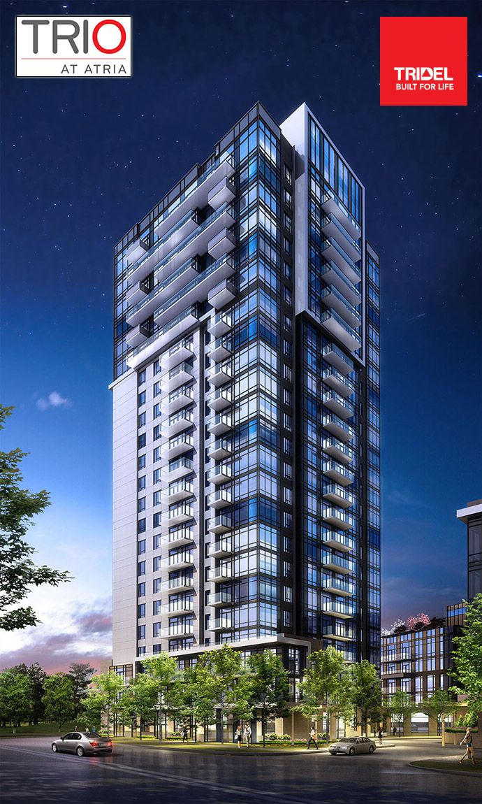 360 best images about apartments on pinterest cornwall modern apartments and toronto - Modern architectural trio ...